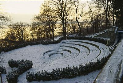 Hamburg Blankenese Römischer Garten